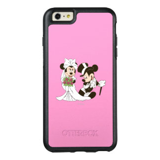 Mickey Mouse & Minnie Wedding OtterBox iPhone 6/6s Plus Case
