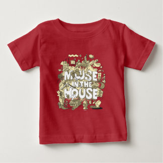 Mickey Mouse | Mouse In The House Baby T-Shirt