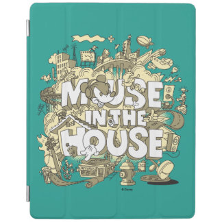 Mickey Mouse | Mouse In The House iPad Cover