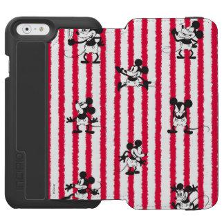 Mickey Mouse | Plane Crazy Pattern Incipio Watson™ iPhone 6 Wallet Case