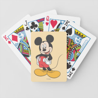 Mickey Mouse Poker Deck
