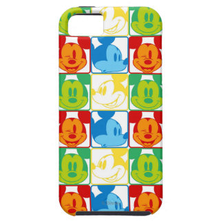 Mickey Mouse | Pop Art Pattern iPhone 5 Cover