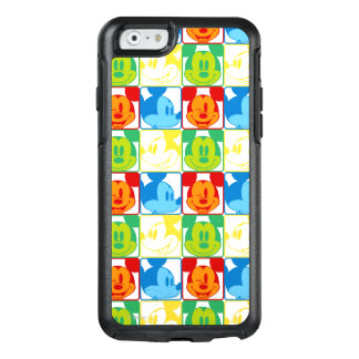 Mickey Mouse   Pop Art Pattern OtterBox iPhone 6/6s Case