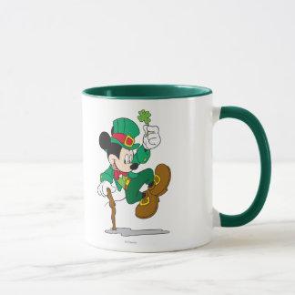 Mickey Mouse Pot of Gold | St. Patrick's Day Mug