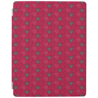 Mickey Mouse Red Pattern iPad Cover