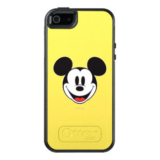 Mickey Mouse Smiling OtterBox iPhone 5/5s/SE Case