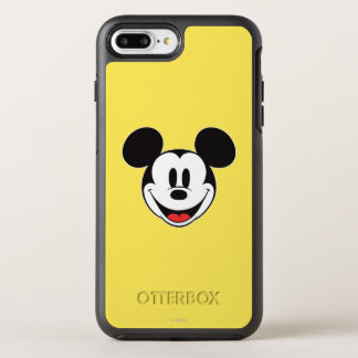 Mickey Mouse Smiling OtterBox Symmetry iPhone 7 Plus Case