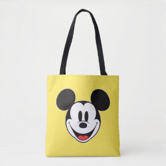 Mickey Mouse Smiling Tote Bag