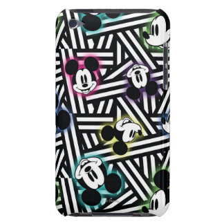 Mickey Mouse | Stripe Pattern Case-Mate iPod Touch Case
