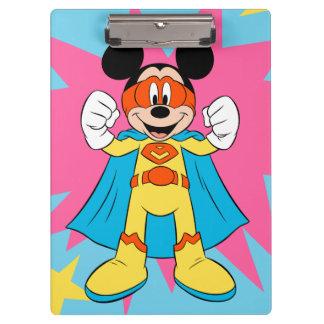 Mickey Mouse | Super Hero Cute Clipboard