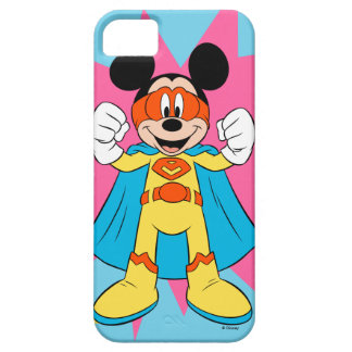 Mickey Mouse | Super Hero Cute iPhone 5 Cover
