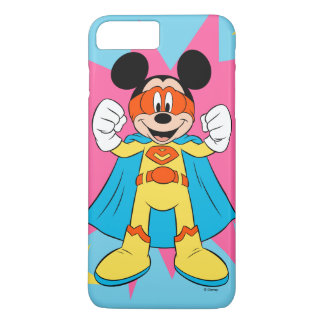 Mickey Mouse | Super Hero Cute iPhone 8 Plus/7 Plus Case