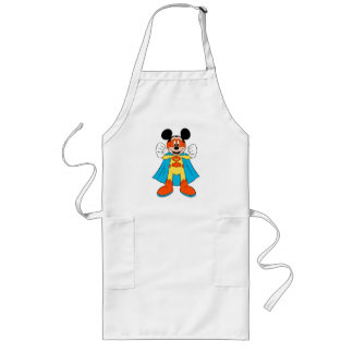 Mickey Mouse | Super Hero Cute Long Apron