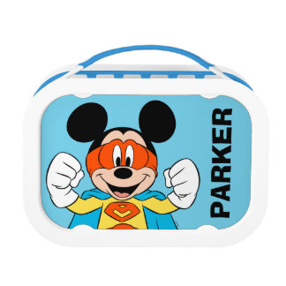 Mickey Mouse | Super Hero Cute Lunchboxes