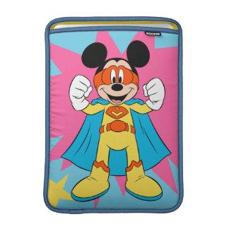 Mickey Mouse | Super Hero Cute MacBook Sleeve