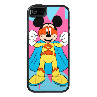 Mickey Mouse | Super Hero Cute OtterBox iPhone 5/5s/SE Case