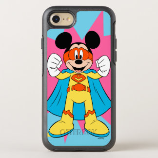 Mickey Mouse | Super Hero Cute OtterBox Symmetry iPhone 7 Case