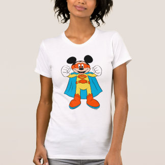 Mickey Mouse | Super Hero Cute T-Shirt