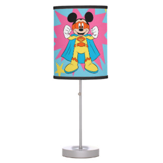 Mickey Mouse | Super Hero Cute Table Lamp