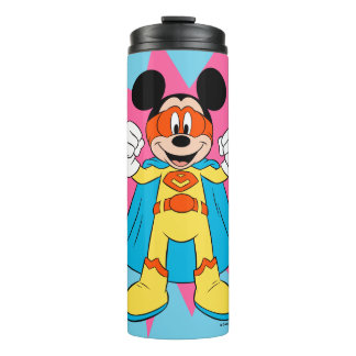 Mickey Mouse | Super Hero Cute Thermal Tumbler