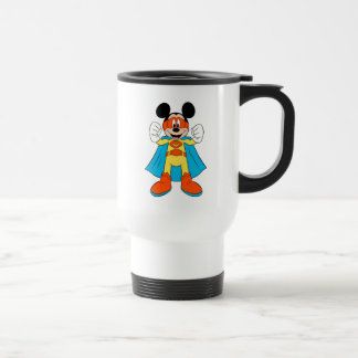 Mickey Mouse | Super Hero Cute Travel Mug