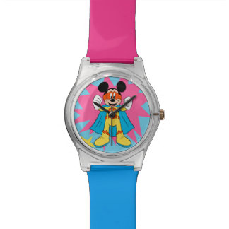 Mickey Mouse | Super Hero Cute Wristwatches