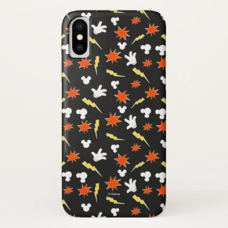 Mickey Mouse | Super Hero Icon Pattern Case-Mate iPhone Case