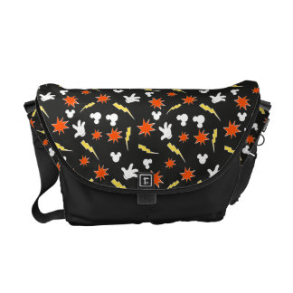 Mickey Mouse | Super Hero Icon Pattern Commuter Bag