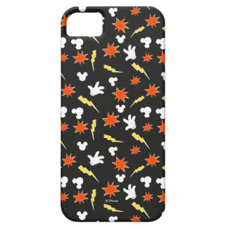 Mickey Mouse | Super Hero Icon Pattern iPhone 5 Case