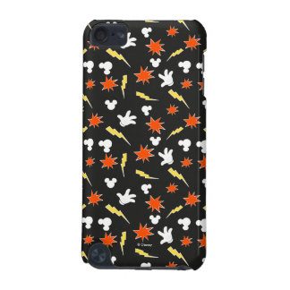 Mickey Mouse | Super Hero Icon Pattern iPod Touch (5th Generation) Covers