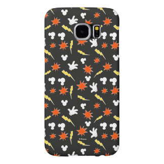 Mickey Mouse | Super Hero Icon Pattern Samsung Galaxy S6 Cases