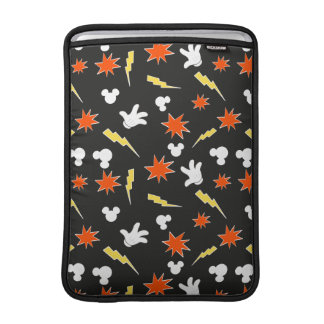 Mickey Mouse | Super Hero Icon Pattern Sleeve For MacBook Air