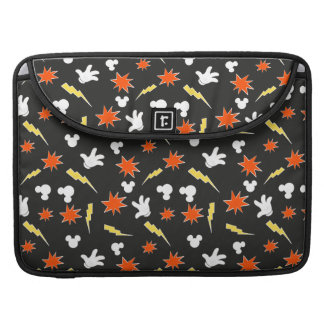 Mickey Mouse | Super Hero Icon Pattern Sleeve For MacBooks