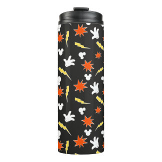Mickey Mouse | Super Hero Icon Pattern Thermal Tumbler