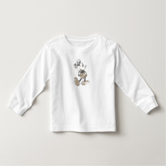 Mickey Mouse Vintage Washout Design Toddler T-shirt