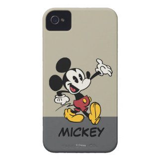 Mickey Mouse Walking iPhone 4 Case-Mate Cases