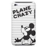 Mickey Plane Crazy 2 iPod Case-Mate Case