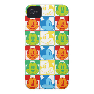 Mickey Pop Art iPhone 4 Case-Mate Cases