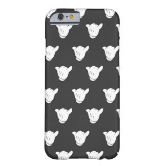 Mickey Rock Barely There iPhone 6 Case