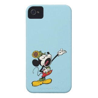 Mickey Singing Aloud Case-Mate iPhone 4 Case