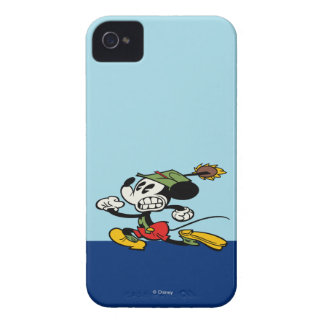 Mickey Speed Running iPhone 4 Case-Mate Cases