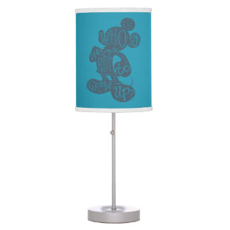 Mickey | Who Says We Have To Grow Up? Desk Lamps