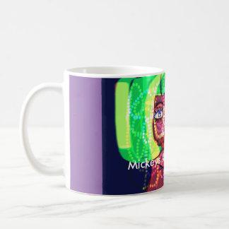 Mickeys Art And Design (title) Glamour Girl Coffee Mug