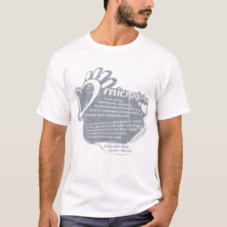 Micro Giving Vintage T T-Shirt