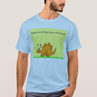 Microbiology Dinosaur shirt