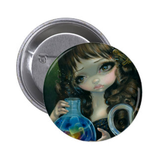 """Microcosm:  Galaxy"" Button"