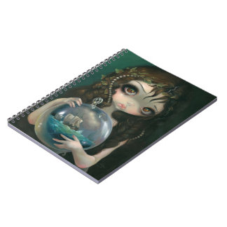 """Microcosm: Seascape"" Notebook"