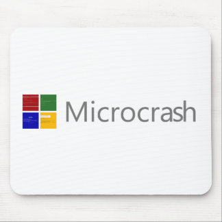 Microcrash Mouse Pad