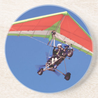Microlight Flying In Sky, Western Cape Coaster