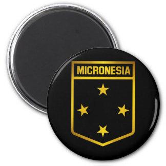Micronesia Emblem Magnet